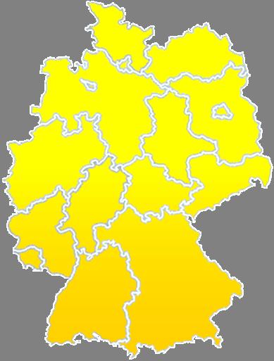 Karte-Bundesländer